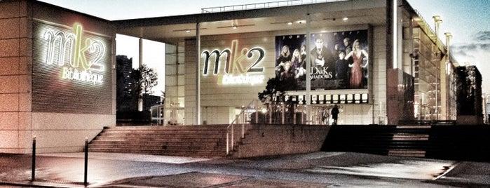 MK2 Bibliothèque is one of Orange Cinéday.