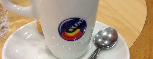 Blenz Café is one of No Visa, vale?.