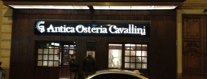 Antica Osteria Cavallini is one of Mi.