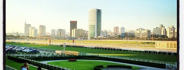 Jockey Club de São Paulo is one of Cultura.