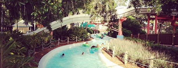 Adventure Island is one of Princess' Tampa Hot Spots!.