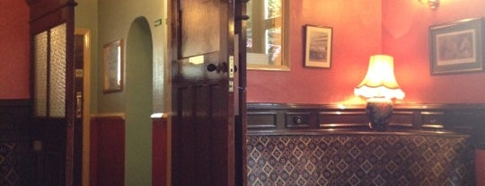 The Golden Ball is one of York's Best Drinking Holes.