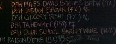 George Keeley NYC is one of Good Beer Seal bars.