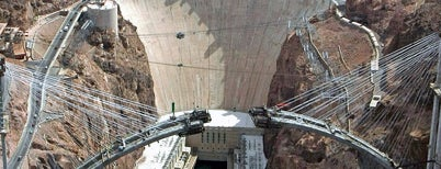 Hoover Dam is one of Las Vegas.