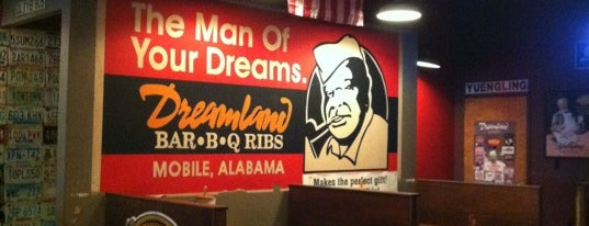 Dreamland BBQ is one of food.