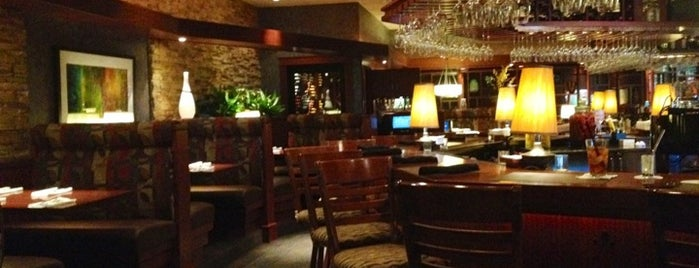 Seasons 52 is one of Gluten-free/Food & Drink Allergy Friendly.