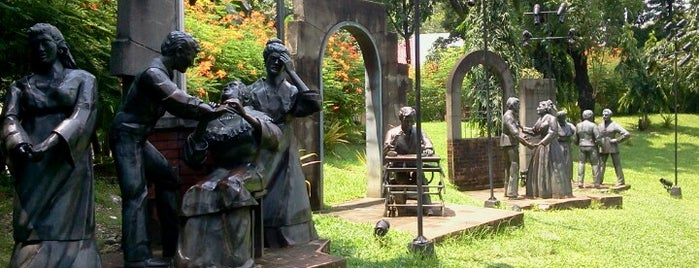 Rizal Park is one of Manila's Best Places to Visit.