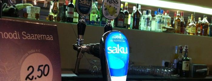 Sailors Pub is one of The Barman's bars in Tallinn.