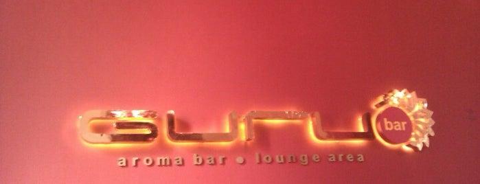 Guru Bar is one of Novosibirsk TOP places.