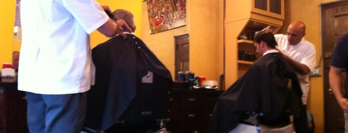 Chelsea Barbers is one of my nyc favs..