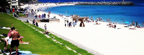 Cottesloe Beach is one of Best of Perth, Western Australia #4sqCities.