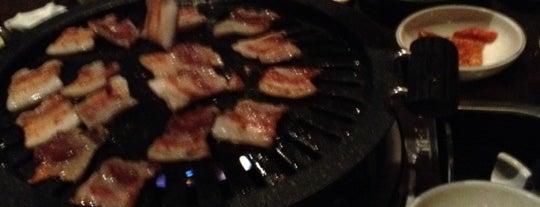 Don's Bogam Korean BBQ & Wine is one of NYC Shortlist.