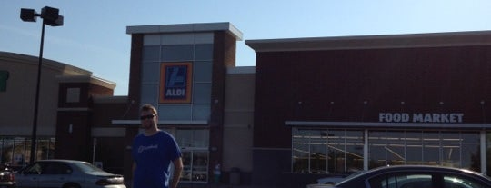 ALDI is one of Places to try.