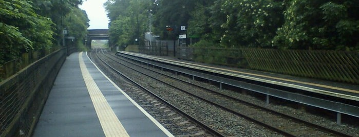 Bloxwich Railway Station (BLX) is one of Rail stations.