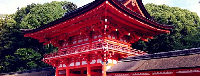 Shimogamo-Jinja Shrine is one of お気に入り.