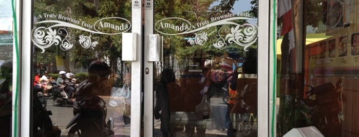 Amanda Brownies is one of Guide to Malang's best spots.