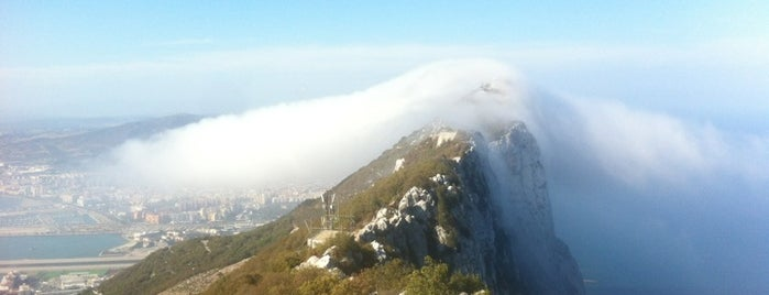 Gibraltar is one of Bucket List Places.