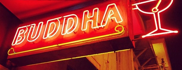 Buddha Lounge is one of SF Bars.