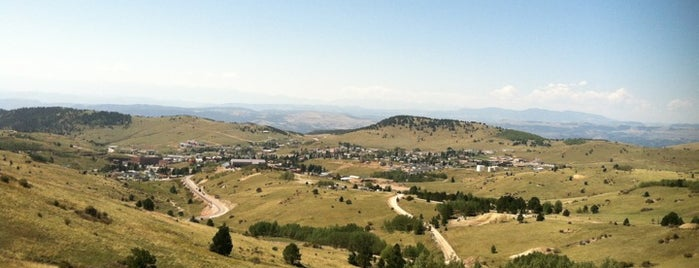 Cripple Creek, CO is one of The Great Outdoors.