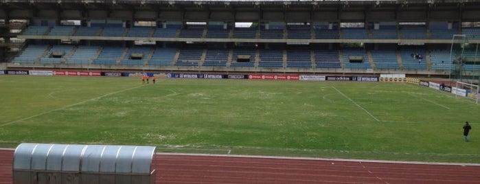 Estadio Brígido Iriarte is one of Caracas must.