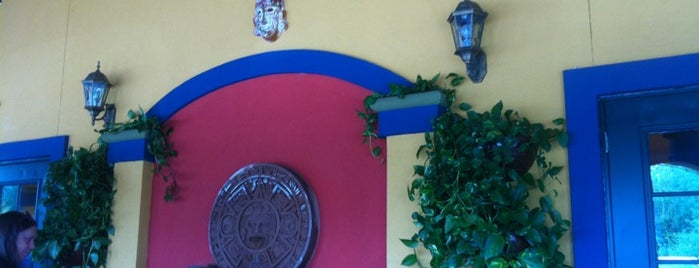 Las Margaritas is one of Places I frequent.