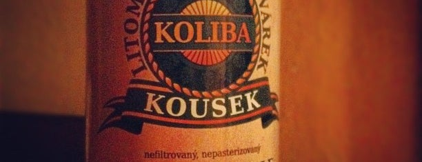 Hotel Koliba is one of Pivovary ČR - Czech Breweries.