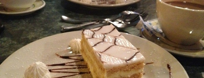 Mona Lisa Bakery is one of Favorite Restaurant in NYC PT.2.