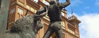 Plaza de Toros de Las Ventas is one of Lugares.