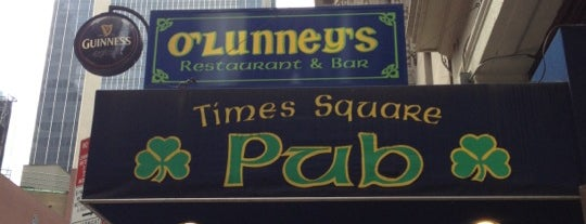 O'Lunney's is one of Favorite Nightlife Spots.