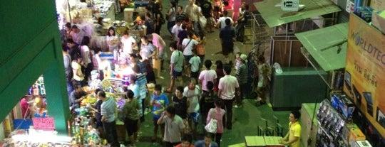 Klongthom Center is one of $€¥ ของซื้อ-ของขาย $€¥.