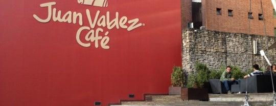Juan Valdez Café is one of Coolplaces bogotá.
