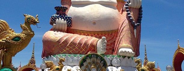 Wat Plai Laem is one of Thailand.