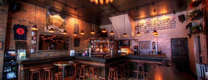 One Stop Beer Shop is one of Brooklyn Beer Book 2014: 5 Upper Brooklyn.