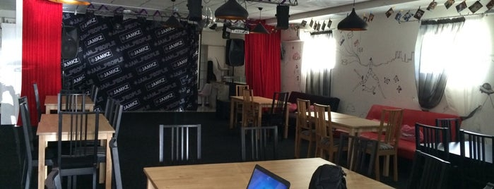 JAM Time Club is one of Антикафе / Coworking.