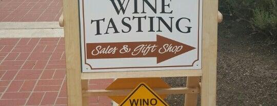 Rancho Ventavo Cellars is one of Ventura Wineries.