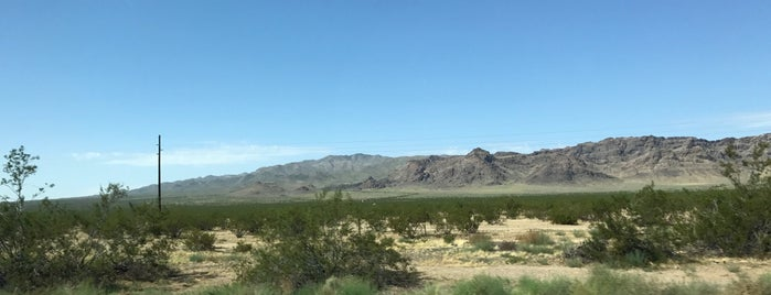 The Desert is one of Ferias USA 2012.