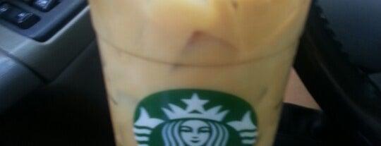 Starbucks is one of Yummy In My Tummy.
