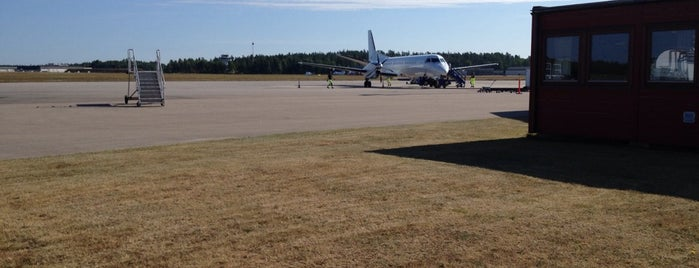Ronneby Airport (RNB) is one of My Airports.