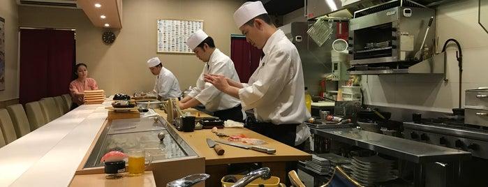 Shinzo Japanese Cuisine is one of Singapore.