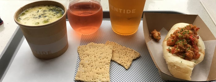 Eventide is one of Easy Lunch.