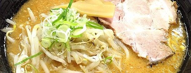すすきのラーメン 仁力 is one of ラーメン同好会・三河支部.
