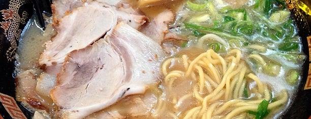 ラーメン横綱 刈谷オアシス店 is one of ラーメン同好会・三河支部.