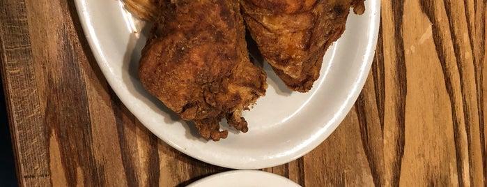 Lo-Lo's Chicken & Waffles is one of 2016-03 LAS.