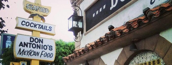 Don Antonio's is one of LA.