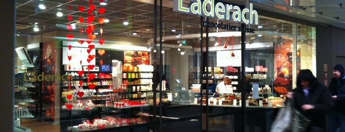 Läderach is one of Munich.