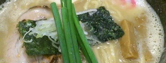 麺処 田ぶし 静岡店 is one of ラーメン.