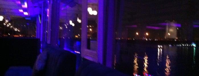 Y Terrace is one of Cairo NightLife.