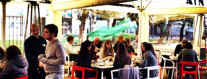 ATN Restaurant is one of Terrazas de Barcelona.