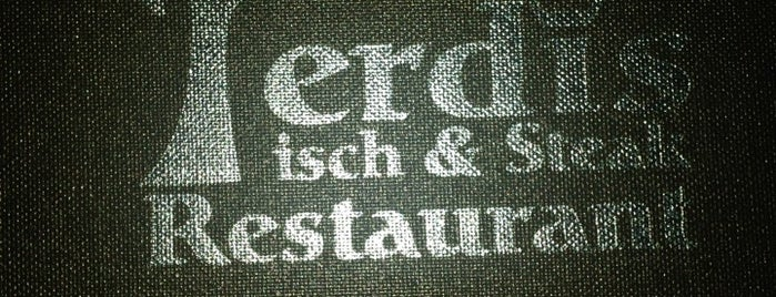 Ferdis Fisch&Steak is one of Vienna's Restaurants.
