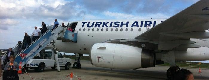 Sinop Airport (NOP) is one of havaalanlari.